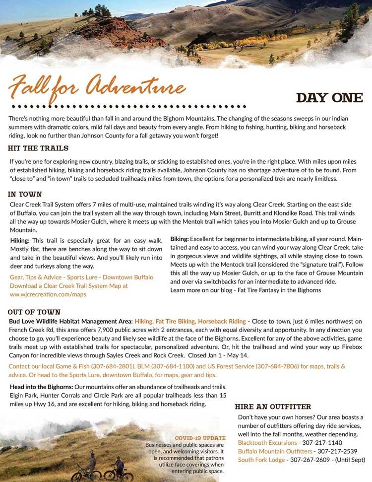 fall-vacation-itinerary-buffalo-wy